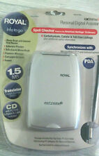 Royal Extreme Pda Personal Digital Assistant Microsoft Outlook Express Synch