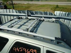 2003-2012 Ford Escape No Boundaries Slider Roof Rack