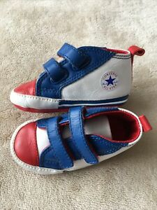 Baby First Converse Pre-walker Shoes