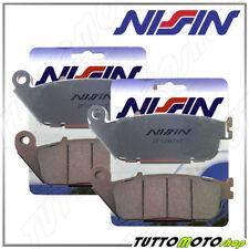 Pastiglie freno anteriore NISSIN Sinterizzate Honda GL F6c Valkyrie 1500 2000