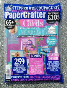 PAPERCRAFTER MAGAZINE #164 ~ 2021 ~ NEW SEALED ~