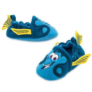 Disney Store Pixar Fest Finding Dory 3D Baby Costume Shoes Size 0 6 12 18 24 M