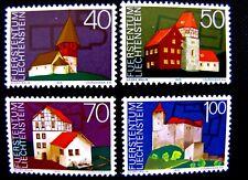 572-75 EUROPEAN ARCHITECTURAL HERITAGE YEAR SET MNH OG (SEE ITEM DESCRIPTION)
