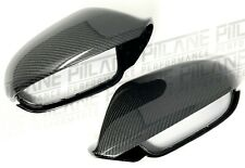 RS6 Audi Carbon Fibre Wing Mirror Covers / S6 / A6 / C7 / Saloon / Avant OEM Fit