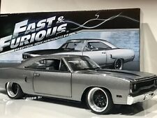 1970 Plymouth Roadrunner dom casi /& Furious 1:55 mattel fcf37 como Hot Wheels