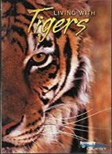 Discovery Channel Quest: Living with Tigers (DVD, 2003) NEW