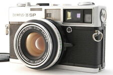 【Near Mint CLA'd】 Olympus 35 SP 35mm Rangefinder Film Camera from Japan-#2441