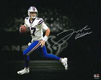 JOSH ALLEN Buffalo Bills - Autographed 8x10 Signed Photo Reprint