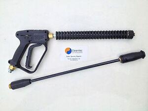 Clarke JetStar 1900 Pressure Power Washer Replacement Trigger Gun Variable Lance