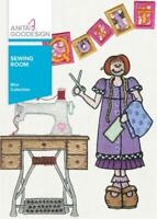 Sewing Room Anita Goodesign Embroidery Machine Design CD
