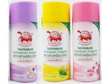 3x TAOYEABLOK JT Deodorant Powder Natural Herbal Whitening Armpit Underarm, Foot