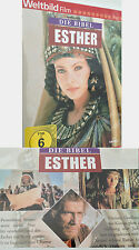 DVD Die Bibel ESTHER Das Alte Testament Film Bibelfilm Bibelgeschichte Deutsch N