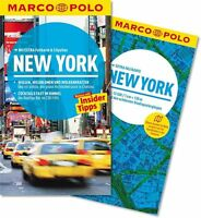 !! New York 2014  UNGELESEN Reiseführer mit Karte Marco Polo Amerika