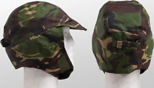 BRITISH ARMY ISSUE DPM GORETEX HAT - USED GOOD CONDITION - SIZE LARGE