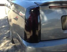 05-11 CADILLAC STS STS-V SMOKE TAIL LIGHT PRECUT TINT COVER SMOKED OVERLAYS