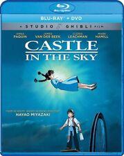 CASTLE IN THE SKY New Sealed Blu-ray + DVD Studio Ghibli