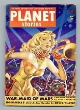 Planet Stories Pulp #Vol. 5 #6 GD/VG 3.0 1952