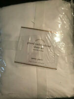 Pottery Barn Grand KING Duvet Cover Navy Blue NEW