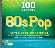 100  Hits 80's Pop (5 CD set)
