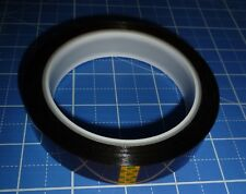 "2.5 Mil Kapton Tape (Polyimide) - 3/4"" X 36 Yds - High Temperature - US Seller"