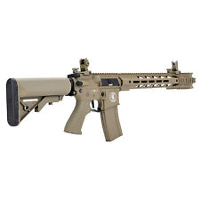 Full Metal Lancer Tactical AEG LT-25 ProLine M4 SPR Interceptor Airsoft Rifle