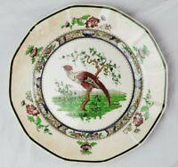 Royal Doulton England Decorative Plate Birds of Paradise