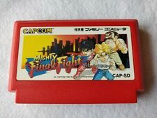 Mighty Final Fight for Nintendo Famicom FC NES game Cartridge, tested-b929-