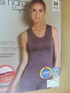 Damen Klimafunktionsunterwäsche  Unterhemd  ,Thermo-Unterhemd, Top ohne Arm