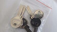 5 X CES CE-101D JMA / Schlüsselrohling/Key Blanks