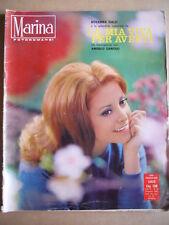 MARINA Fotoromanzo n°59 1966 ed. Lancio  [G580]