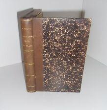 Noir et blanc.Amédée ACHARD.Hachette 1862   A004