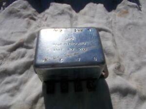 Lucas 33117 Flasher Relay - Austin Healey 100, Jaguar XK120-140-150, MGA, MGTF
