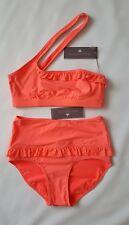 stella mccartney adidas bikini set size 12 top 12  bottoms swimwear suit tankini