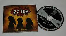 CD/ZZ TOP/LA FUTURA/Digi american 602537141135