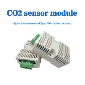 Case CO2 Carbon Dioxide Sensor Module MG811 Analog Output Voltage Type