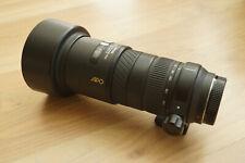 Sigma APO AF 70-200mm F2.8 für Sony Alpha & Minolta Spiegelreflexkamera
