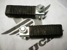 Rear set footrest Ducati Mototrans. Reposapies traseros Ducati Mototrans.