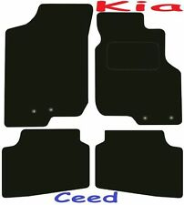 Kia Ceed DELUXE QUALITY Tailored mats 2009 2010 2011 2012