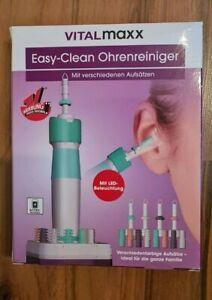 Vitalmaxx Easy Clean Ohrenreiniger  neu und OVP