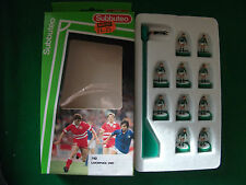 Boxed Subbuteo 63000 Team Ref No 742 Liverpool 2nd 1992-1993 Adidas 3 Stripe