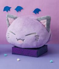 Nemuneko 12'' Vampire Bat Ver. Purple Sleeping Cat Plush