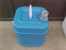 Food grade plastic Virginia Dare Vanilla empty container jug square 3 gallon gal