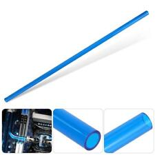 PETG 10x14mm 500mm Rigid Tube Hard Horse Pipe for Water Cooling System Blue
