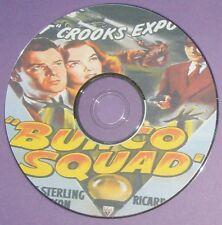 FILM NOIR 314: BUNCO SQUAD (1950) Herbert I. Leeds Robert Sterling, Joan Dixon
