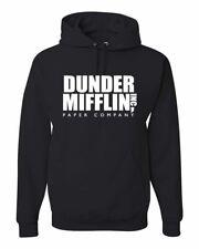 Dunder Mifflin Paper Co. The Office Unisex Graphic Hoodie Sweatshirt