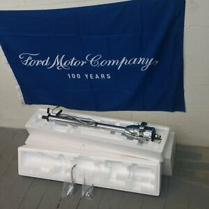 1980 - 1986 Ford Truck Chrome Steering Column Hot Rod Street Rod Shift Automatic