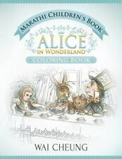 Marathi Children's Book: Alice in Wonderland (English and Marathi Edition) by...