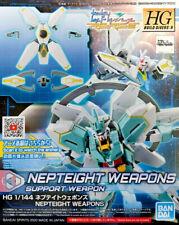 Bandai Gundam 1/144 HGBD:R #032 Nepteight Weapons Build Divers Re:Rise Model Kit
