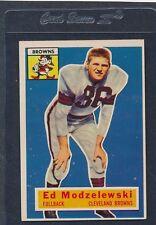 1956 Topps #117 Ed Modzelewski Browns EX 56T117-42216-1