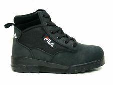 Fila Grunge II Mid Black Retroboot Boots Eu 42 Us 9 Uk 8 Stiefel